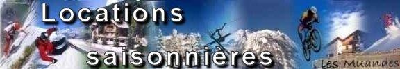 location ski à serre chevalier :  les muandes
